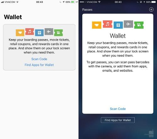 So sánh trực quan hệ điều hành iOS 11 và iOS 10 - 12