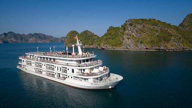 """Paradise Cruises: Môi trường làm việc """"thiên đường"""" - 1"""
