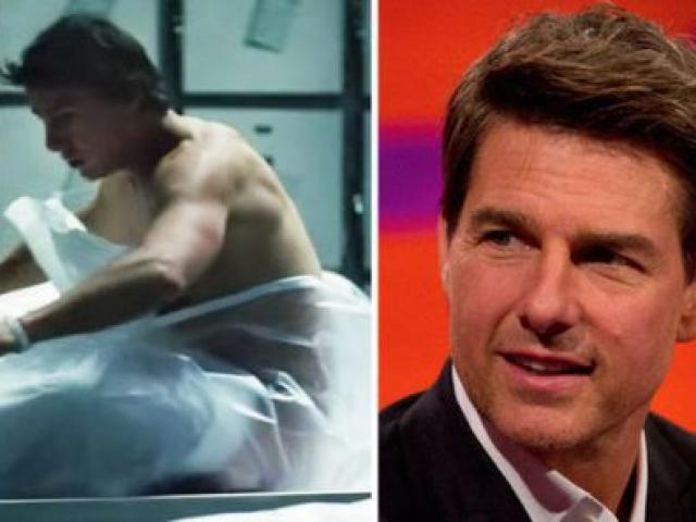 Tom Cruise khiến cả đoàn phim The Mummy... buồn nôn