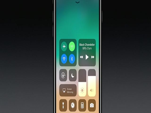 Những tính năng nổi bật trên iOS 11