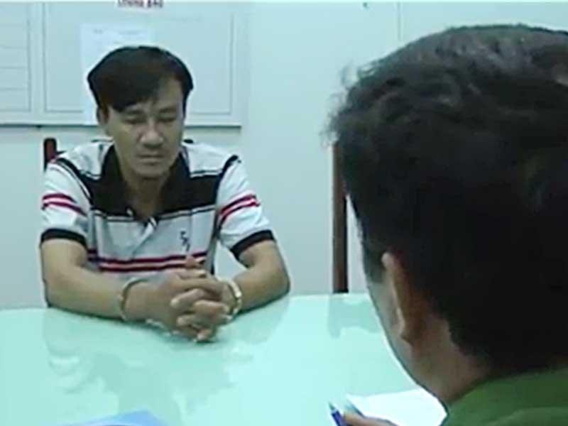 Giang hồ khét tiếng ở Bình Thuận bị bắt - 1
