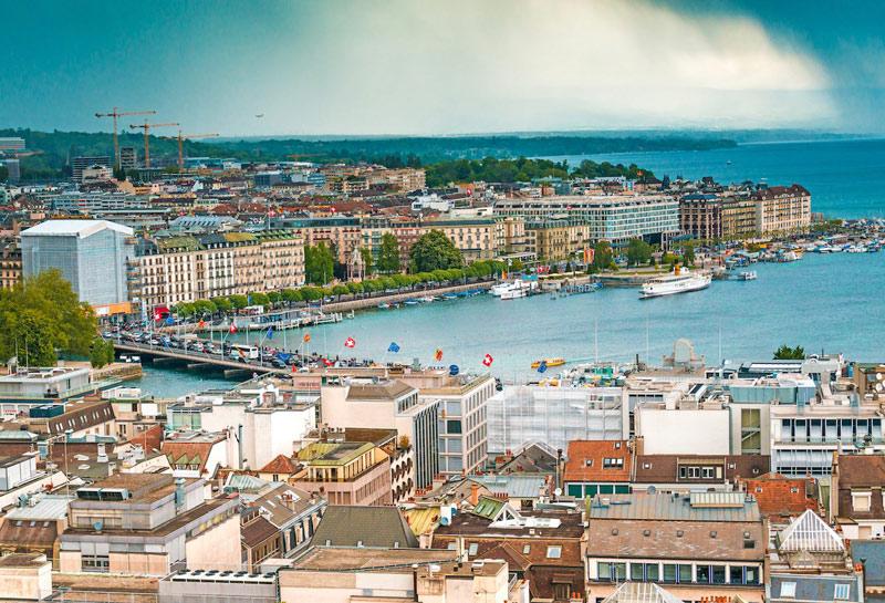 25 khu đô thị có tương lai phát triển nhất thế giới - 12
