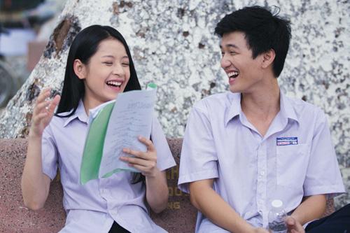 Cảnh diễn tình tứ của Huỳnh Anh và các người đẹp chẳng kém Hoàng Oanh - 7