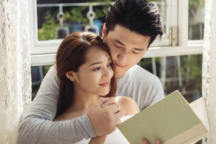 Cảnh diễn tình tứ của Huỳnh Anh và các người đẹp chẳng kém Hoàng Oanh - 6