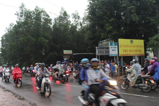 Đôi nam nữ cùng chết trong căn nhà mặt tiền ở Đồng Nai - 2