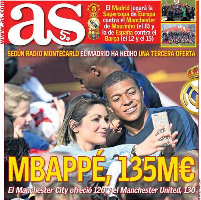 """Chuyển nhượng """"bom tấn"""" Mbappe đắt hơn CR7, Messi: Châu Âu chao đảo - 2"""