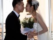 An Dĩ Hiên đẹp tựa như tranh trong đám cưới với tỷ phú USD