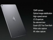 Thời trang Hi-tech - iPad Pro 2017 trình làng, có thêm phiên bản retina 10,5 inch