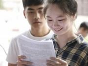 Giáo dục - du học - Trường đại học đầu tiên công bố điểm chuẩn