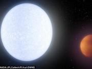Tìm ra hành tinh nóng nhất trong dải Ngân hà