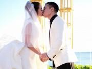 Mỹ nữ Tây Du Ký say đắm hôn tỷ phú USD trong lễ cưới chính thức