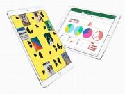 Những điểm mới trên iPad Pro 10,5 và 12,9 inch mới