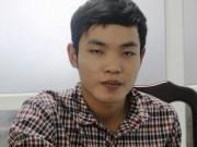 An ninh Xã hội - Nam sinh viên đi từ Quảng Nam ra Đà Nẵng cướp tiệm vàng