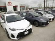 Tư vấn - Doanh thu Toyota đang giảm sút mạnh