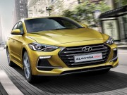 Tư vấn - Hyundai Elantra 2017 có giá từ 637 triệu đồng