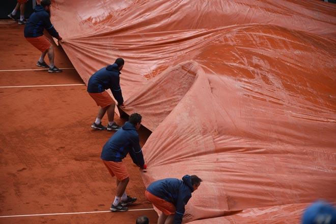 Roland Garros ngày 10: Hoãn Djokovic, Nadal, tay vợt tuổi teen hạ cựu số 1 thế giới - 2