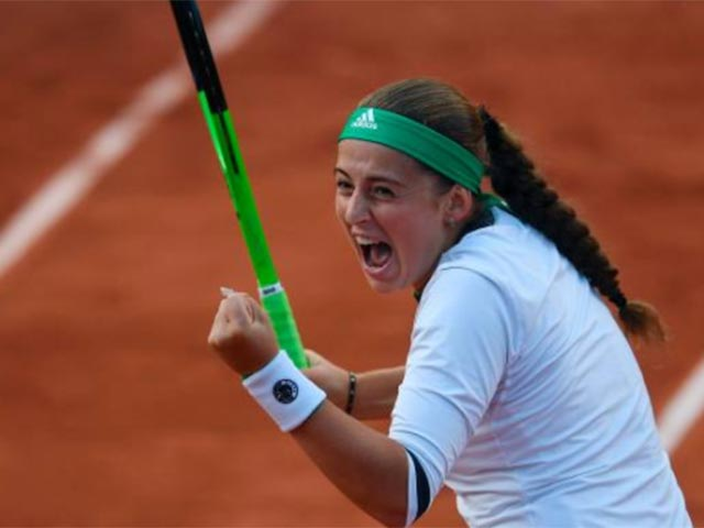 Tứ kết Roland Garros: Ấn tượng kiều nữ xinh đẹp - 6