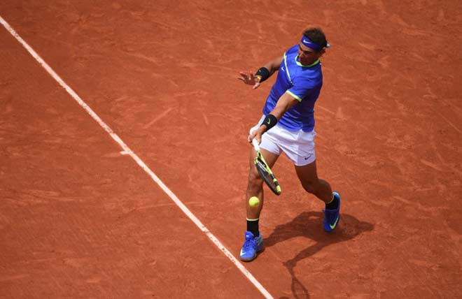 Tin nóng Roland Garros 7/6: Nadal nhận lời cảnh báo - 1