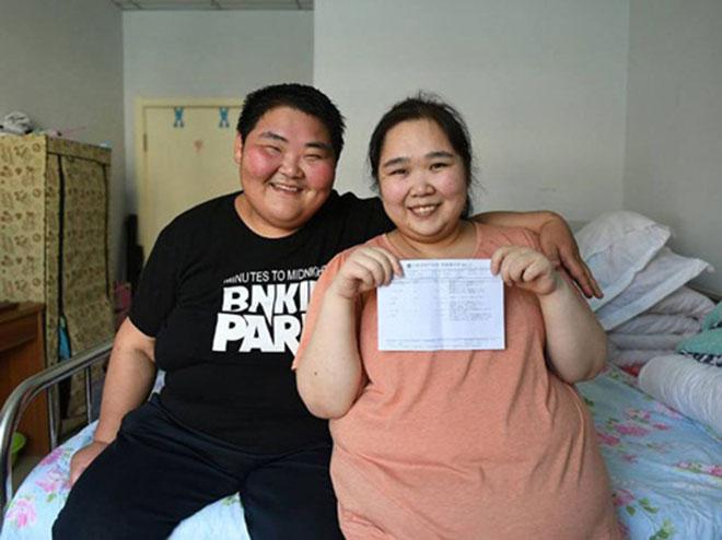 Cặp vợ chồng trẻ cùng nhau giảm 200kg để sinh con - 7