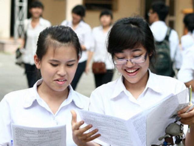 Hôm nay, hơn 76.000 thí sinh Hà Nội làm thủ tục dự thi tuyển sinh vào 10 - 2