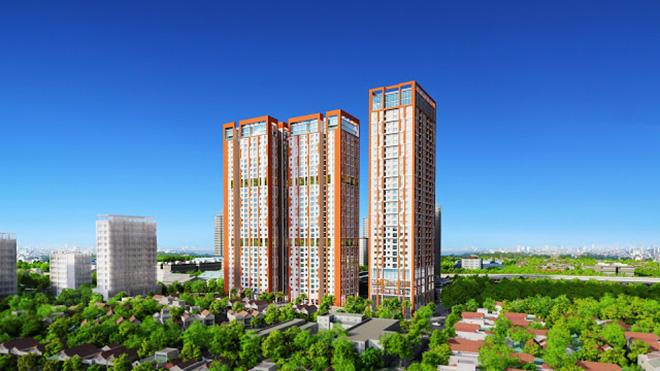 Thời của căn hộ cao cấp lên ngôi thay thế nhà đất trong ngõ hẻm Hà Nội - 1