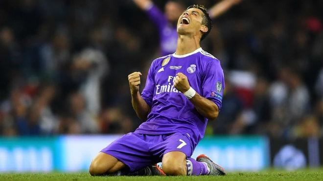 Ronaldo vô địch cúp C1: Tiền vào như nước, sắp thành tỷ phú - 1