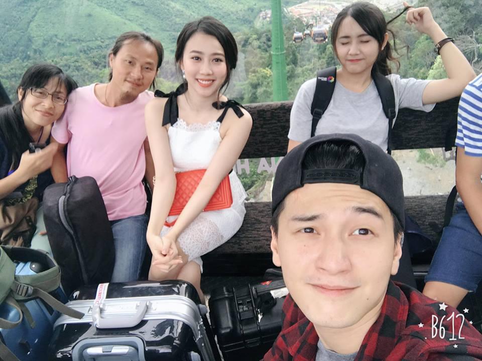 """Lộ danh tính cô gái cực xinh được cho là """"người mới"""" của Huỳnh Anh - 5"""