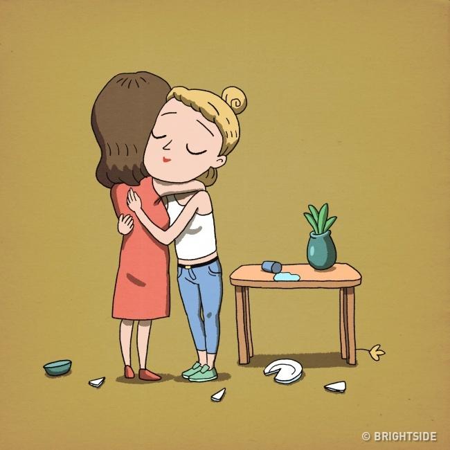 Đây là lý do vì sao mỗi cô gái cần có một người bạn thân - 10