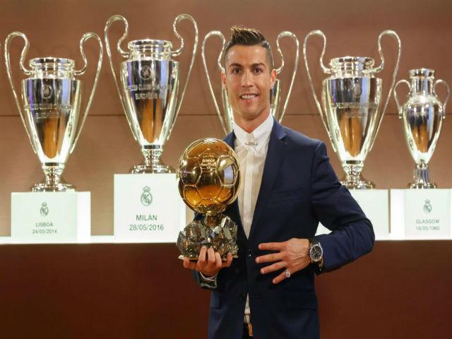 """Lập cú đúp cúp C1, """"Vua"""" Ronaldo kiếm tiền số 1 thế giới - 2"""