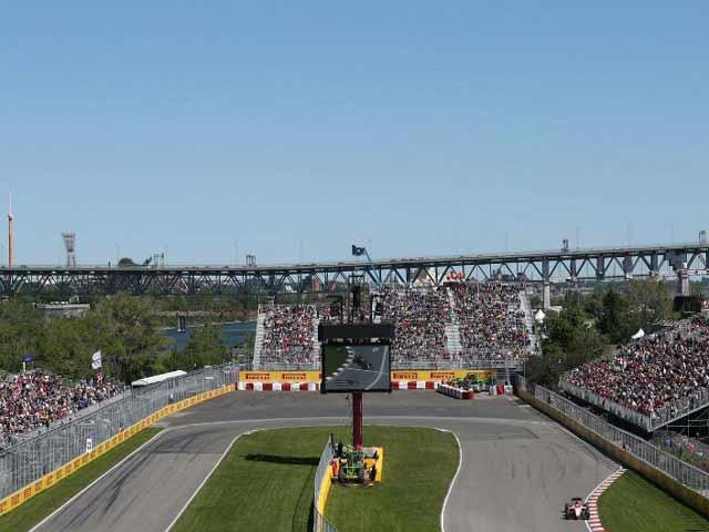 Đua xe F1, Canadian GP: Cơn đau đầu của kẻ bám đuổi - 3
