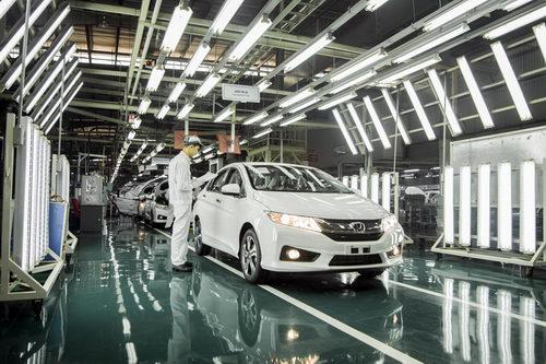Honda Việt Nam bán ra hơn 12.000 ô tô trong năm tài chính 2017 - 2