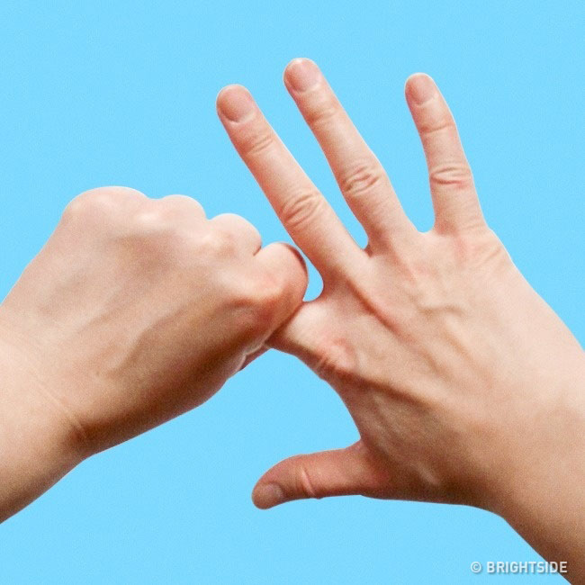 Chỉ với vài động tác này cho ngón tay, bạn sẽ thấy điều kỳ diệu xảy ra - 2