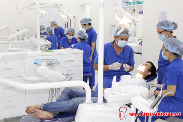 Nha khoa Đông Nam ưu đãi 50% khi làm răng tại cơ sở Lê Hồng Phong - 2