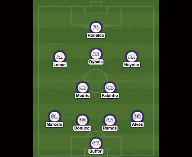 Bị France Football cho ra rìa, Messi hết cửa Bóng vàng - 1