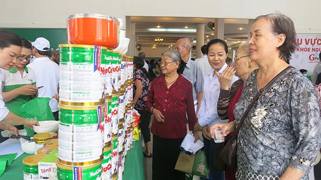 NutiFood chăm sóc dinh dưỡng cho người cao tuổi - 5