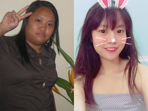 """Màn """"vịt hóa thiên nga"""" xuất sắc của cô gái Nam Định nặng 90kg - 1"""