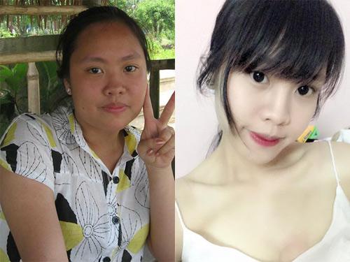 """Màn """"vịt hóa thiên nga"""" xuất sắc của cô gái Nam Định nặng 90kg - 2"""