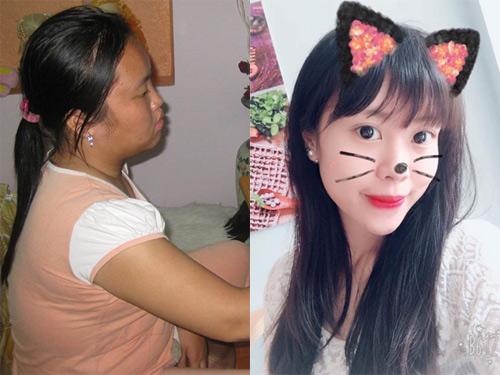 """Màn """"vịt hóa thiên nga"""" xuất sắc của cô gái Nam Định nặng 90kg - 3"""