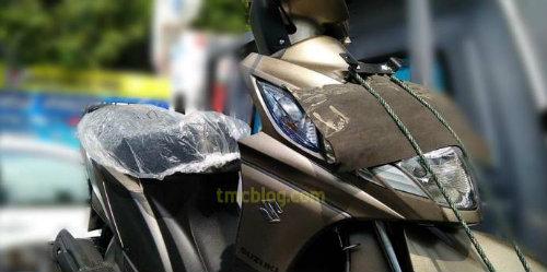 2017 Suzuki Nex rò rỉ ảnh, chốt ngày lên kệ - 2