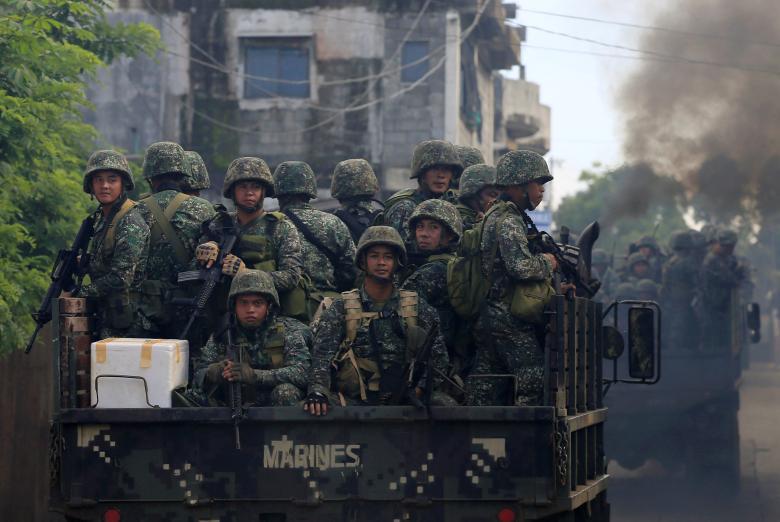"""Lộ kế hoạch gốc """"lan tỏa kinh hoàng"""" của IS ở Philippines - 1"""