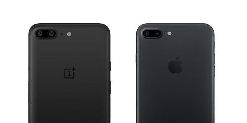"""OnePlus 5 như một bản sao """"trắng trợn"""" của iPhone 7 Plus - 1"""