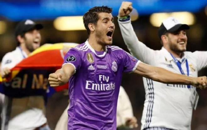 Chuyển nhượng Real: Thách giá Morata 78 triệu bảng - 1