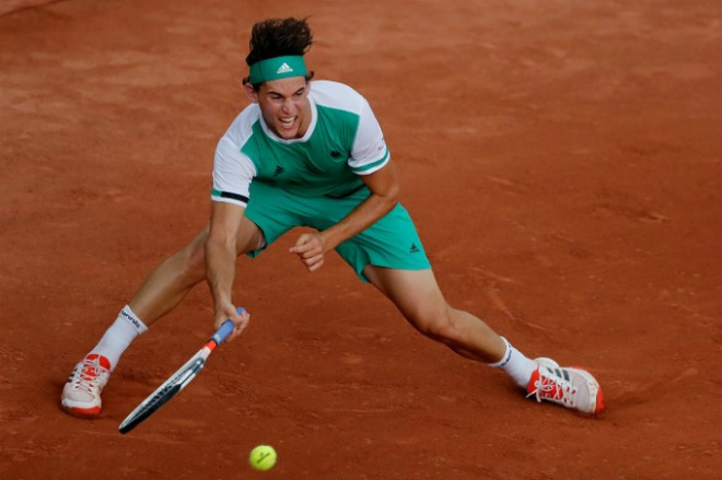 Djokovic - Thiem: Chiến tích siêu vĩ đại (TK Roland Garros) - 1