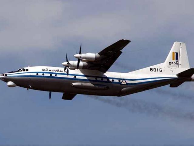 Tìm thấy xác máy bay Myanmar chở hơn 100 người mất tích - 2