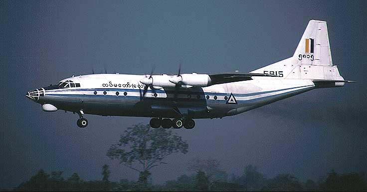 Tìm thấy xác máy bay Myanmar chở hơn 100 người mất tích - 1
