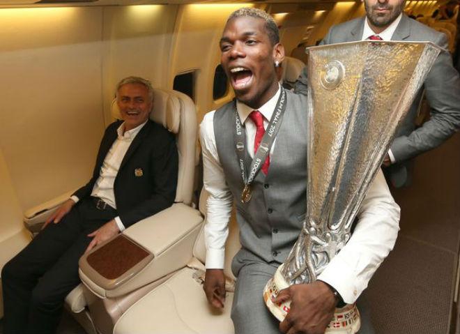 MU: Pogba 89 triệu bảng, vũ khí bí mật từ phòng thay đồ - 1