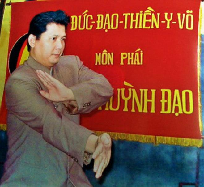 """""""Nhập nội"""" vào võ đường Nam Huỳnh Đạo - 1"""