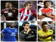 """Bóng đá - Siêu sao HOT nhất Ngoại hạng Anh: """"Tiểu Henry"""" và dàn """"sát thủ"""" trăm triệu bảng"""