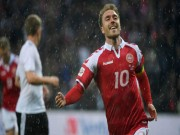 """Bóng đá - Đan Mạch – Đức: Thoát hiểm nhờ siêu phẩm """"ngả bàn đèn"""""""