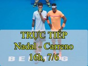 Thể thao - Chi tiết Nadal - Carreno: Phần thưởng bất ngờ (KT)